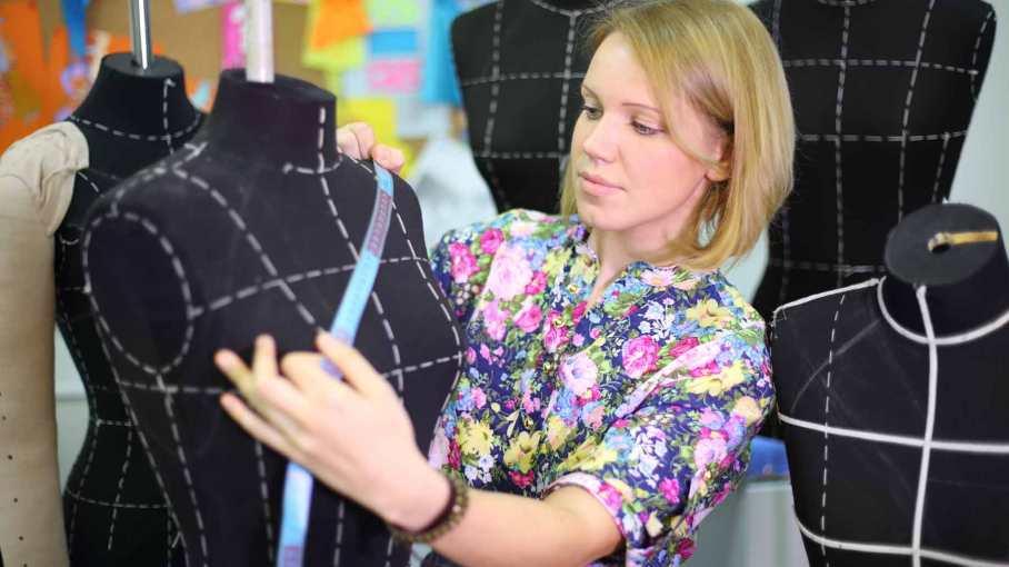 woman-dressmaker